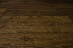 Texture en bois de Brown parquetant le fond Texture en bois photo libre de droits