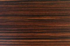 Texture en bois de brun foncé images libres de droits