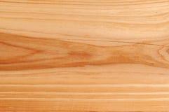 Texture en bois de conseil Image libre de droits