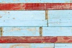 Texture en bois de couleur Image libre de droits