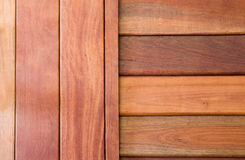 Texture en bois de couleur de Brown, vieux bois Photographie stock