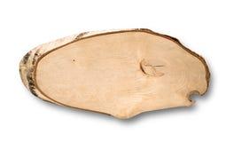 Texture en bois de coupe image libre de droits
