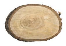 Texture en bois de coupe photo libre de droits