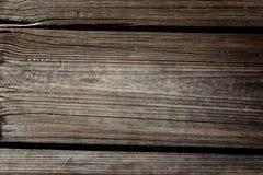 Texture en bois de cru Fond Photos libres de droits