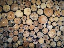 Texture en bois de fond de bois de construction image stock