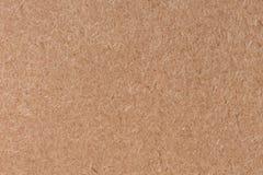 Texture en bois de fond de panneau de panneau de particules Images stock