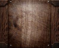 Texture en bois de fond (meubles antiques) illustration de vecteur