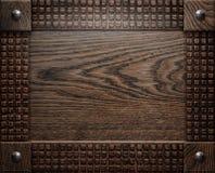 Texture en bois de fond (meubles antiques) illustration libre de droits
