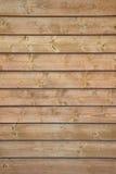 Texture en bois de frontière de sécurité Photographie stock