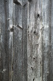 Texture en bois de grange Photos stock