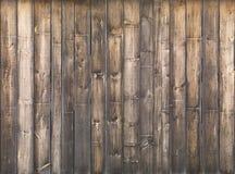 Texture en bois de mur Images libres de droits