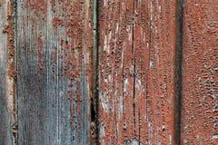 Texture en bois de mur comme fond Photographie stock