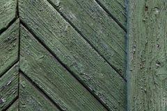 Texture en bois de mur comme fond Photo libre de droits