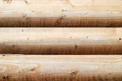 Texture en bois de mur de planche Photographie stock