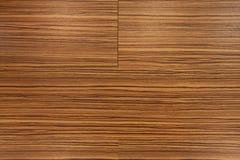Texture en bois de parquet d'étage Images stock