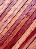 Texture en bois de photo de fond de plancher Image libre de droits
