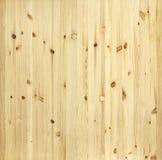 Texture en bois de pin Photographie stock libre de droits