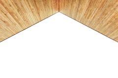 Texture en bois de plafond Photographie stock