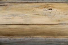 Texture en bois de plan rapproché Images stock