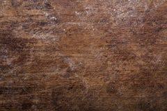 Texture en bois de planche à découper Image libre de droits