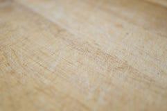 Texture en bois de planche à découper Photo stock
