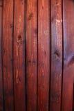 texture en bois de planche de brun foncé Image libre de droits