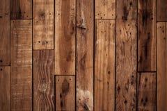 Texture en bois de planche de teck images stock