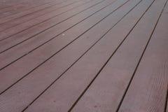 Texture en bois de plancher de modèle Photographie stock libre de droits