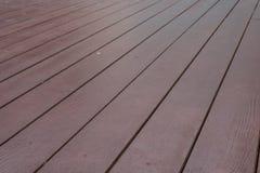 Texture en bois de plancher de modèle Photos stock