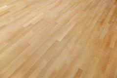 Texture en bois de plancher Images stock