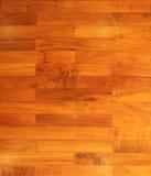 Texture en bois de teck photographie stock