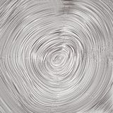Texture en bois de tronc d'arbre cutted Photographie stock libre de droits