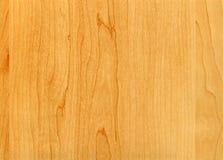 Texture en bois de Vancouver d'érable au fond Photo stock
