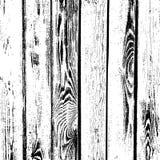 Texture en bois de vecteur de planches Fond texturisé de vieux grain en bois illustration libre de droits