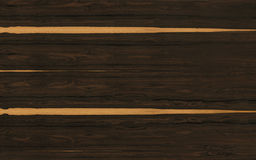 Texture en bois de Ziricote Images stock