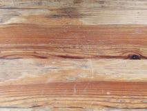 Texture en bois extérieure Photographie stock libre de droits
