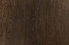 Texture en bois foncée Images stock