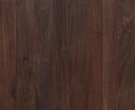 Texture en bois foncée d'acajou de fond Image stock