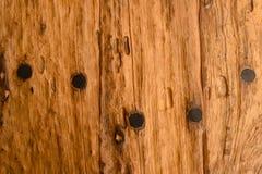 Texture en bois (fond) Images libres de droits