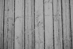 Texture en bois, fond en bois blanc, vintage Grey Timber Plank Wall Photos libres de droits