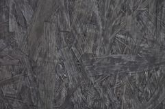 Texture en bois Fond de gris de panneau de particules Photo stock