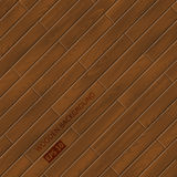 Texture en bois Fond en bois de vecteur Photos libres de droits