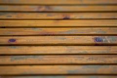 Texture en bois fond vieux, foyer mou Photo stock