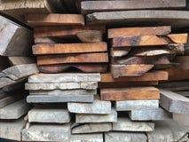 Texture en bois fond, vieux panneaux en bois Images libres de droits