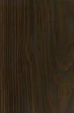 Texture en bois fumée de placage de mélèze Image libre de droits