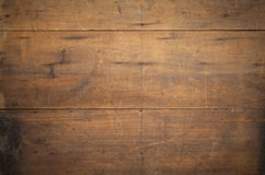 Texture en bois grunge Images stock