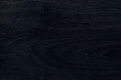 Texture en bois grunge noire pour vos grandes conceptions Image stock
