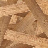 Texture en bois mélangée Image libre de droits