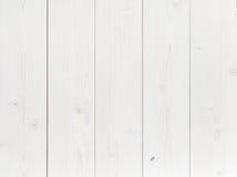 Texture en bois naturelle blanche images libres de droits