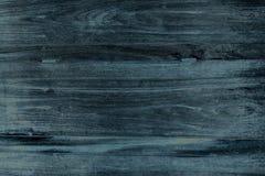 Texture en bois noire Photos stock